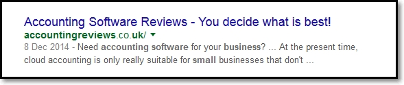 Small business accounting software reviews - you decide what is best!